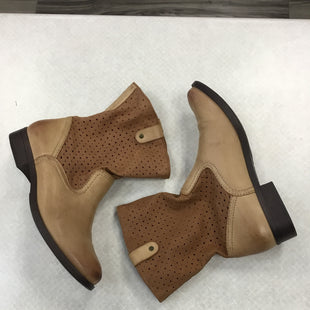 Primary Photo - BRAND: SONOMA STYLE: BOOTS ANKLE COLOR: TAN SIZE: 8.5 SKU: 313-31344-21481
