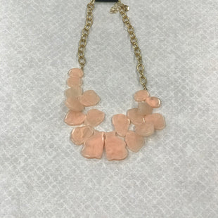 Primary Photo - BRAND:    CLOTHES MENTOR STYLE: NECKLACE COLOR: SALMON OTHER INFO: PLUNDER - SKU: 313-31332-6347