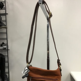 Primary Photo - BRAND:    CLOTHES MENTOR STYLE: HANDBAG COLOR: BROWN SIZE: MEDIUM OTHER INFO: STONE AND CO - SKU: 313-31318-11436