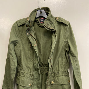 Primary Photo - BRAND: LOVE TREE STYLE: BLAZER JACKET COLOR: GREEN SIZE: S SKU: 313-31311-30745