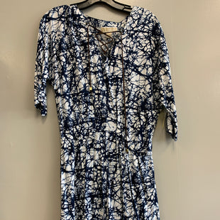 Primary Photo - BRAND: MICHAEL BY MICHAEL KORS STYLE: DRESS SHORT SHORT SLEEVE COLOR: TIE DYE SIZE: S SKU: 313-31311-29383