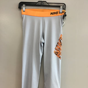 Primary Photo - BRAND: NIKE STYLE: ATHLETIC CAPRIS COLOR: GREY SIZE: M SKU: 313-31344-23743