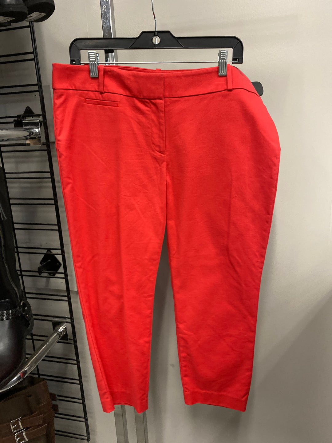 Primary Photo - BRAND: ANN TAYLOR LOFT <BR>STYLE: PANTS <BR>COLOR: RED <BR>SIZE: 12 <BR>SKU: 313-31344-18216