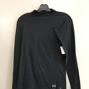 Primary Photo - BRAND: UNDER ARMOUR STYLE: ATHLETIC TOP COLOR: BLACK SIZE: M SKU: 313-31332-8497