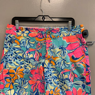 Primary Photo - BRAND: LILLY PULITZER STYLE: SHORTS COLOR: FLORAL SIZE: 8 SKU: 313-31332-11661
