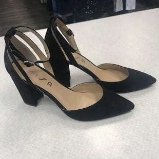 Primary Photo - BRAND: UNISA STYLE: SHOES LOW HEEL COLOR: BLACK SIZE: 10 SKU: 313-31344-15352