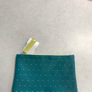 Primary Photo - BRAND: IPSY STYLE: MAKEUP BAG COLOR: TEAL SKU: 313-31349-1866