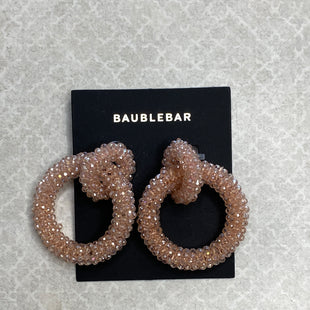 Primary Photo - BRAND:    CLOTHES MENTORSTYLE: EARRINGSCOLOR: PINKOTHER INFO: BAUBLEBAR -SKU: 313-31344-11454
