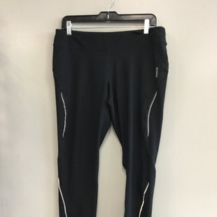 Primary Photo - BRAND: REEBOK STYLE: ATHLETIC PANTS COLOR: BLACK SIZE: XL SKU: 313-31349-5125