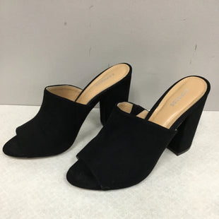 Primary Photo - BRAND: EXPRESS STYLE: SHOES LOW HEEL COLOR: BLACK SIZE: 8SKU: 313-31344-20703