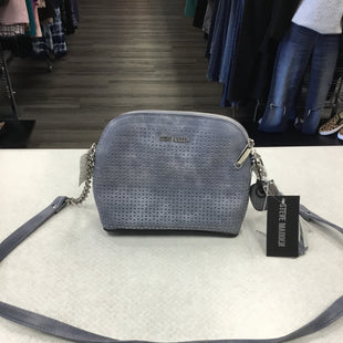 Primary Photo - BRAND: STEVE MADDEN STYLE: HANDBAG COLOR: BLUE SIZE: SMALL SKU: 313-31311-29195