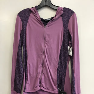 Primary Photo - BRAND: EDDIE BAUER STYLE: ATHLETIC TOP COLOR: PURPLE SIZE: M SKU: 313-31349-1634