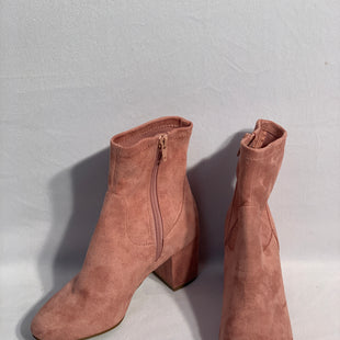 Primary Photo - BRAND: OLD NAVYSTYLE: BOOTS ANKLECOLOR: PINKSIZE: 6SKU: 313-31344-11317