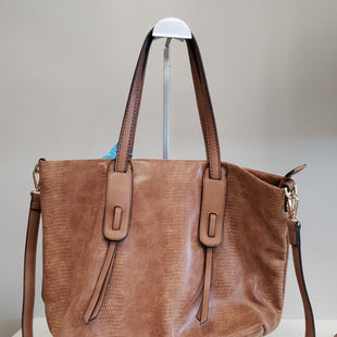 Primary Photo - BRAND:    CLOTHES MENTOR STYLE: HANDBAG COLOR: BROWN SIZE: LARGE SKU: 313-31344-9338