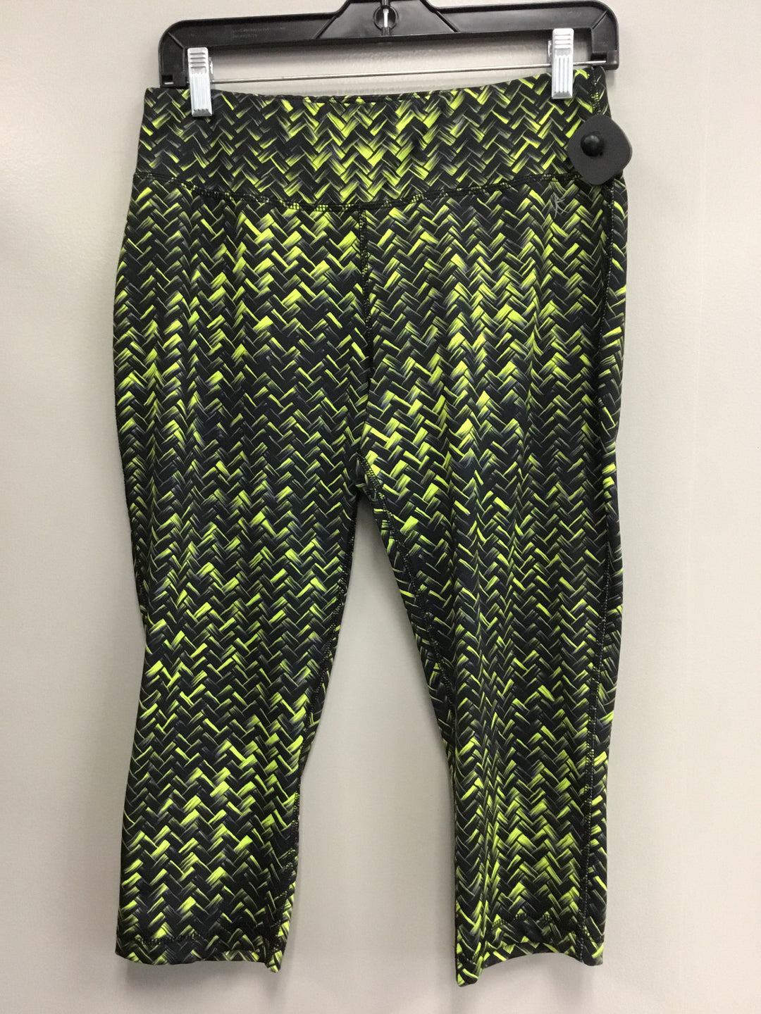 Primary Photo - BRAND: DANSKIN NOW <BR>STYLE: ATHLETIC CAPRIS <BR>COLOR: PRINT <BR>SIZE: M <BR>SKU: 313-31328-34079