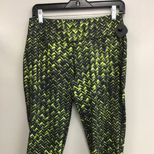 Primary Photo - BRAND: DANSKIN NOW STYLE: ATHLETIC CAPRIS COLOR: PRINT SIZE: M SKU: 313-31328-34079