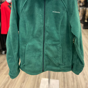 Primary Photo - BRAND: COLUMBIA STYLE: JACKET OUTDOOR COLOR: GREEN SIZE: L SKU: 313-31332-8689