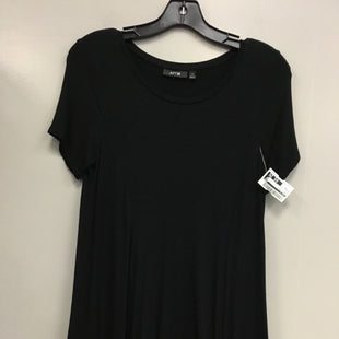Primary Photo - BRAND: APT 9 STYLE: TOP SHORT SLEEVE BASIC COLOR: BLACK SIZE: XS SKU: 313-31349-735