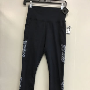Primary Photo - BRAND:    CLOTHES MENTOR STYLE: ATHLETIC PANTS COLOR: BLACK SIZE: S OTHER INFO: CM - SKU: 313-31349-2451