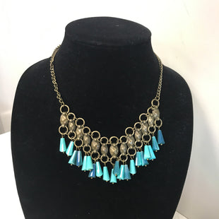 Primary Photo - BRAND:    CLOTHES MENTOR STYLE: NECKLACE COLOR: BLUE SKU: 313-31311-30418