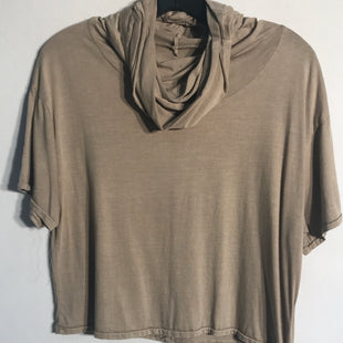 Primary Photo - BRAND: WE THE FREE STYLE: TOP SHORT SLEEVE COLOR: TAUPE SIZE: S SKU: 313-31332-5310