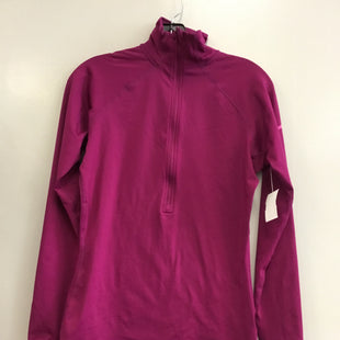 Primary Photo - BRAND: NIKE STYLE: ATHLETIC TOP COLOR: PINK PURPLE SIZE: M SKU: 313-31344-15462