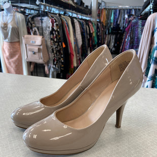 Primary Photo - BRAND:    CLOTHES MENTOR STYLE: SHOES HIGH HEEL COLOR: CREAM SIZE: 7.5 OTHER INFO: CHELSEA MORELAND - SKU: 313-31349-3862