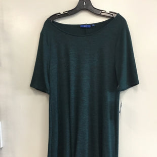 Primary Photo - BRAND: APT 9 STYLE: DRESS SHORT SHORT SLEEVE COLOR: GREEN SIZE: L SKU: 313-31344-20320