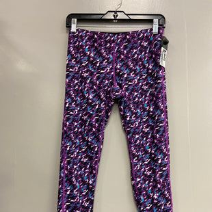 Primary Photo - BRAND: NIKE STYLE: ATHLETIC CAPRIS COLOR: PURPLE SIZE: S SKU: 313-31332-9755