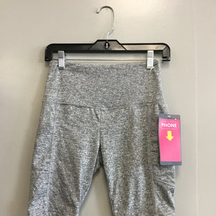 Primary Photo - BRAND:    CLOTHES MENTOR STYLE: ATHLETIC SHORTS COLOR: GREY SIZE: S OTHER INFO: SHOSHO - SKU: 313-31332-9040