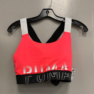 Primary Photo - BRAND: PUMA STYLE: BRA COLOR: HOT PINK SIZE: XL SKU: 313-31344-19244