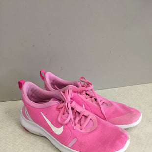 Primary Photo - BRAND: NIKE STYLE: SHOES ATHLETIC COLOR: PINK SIZE: 8 SKU: 313-31344-18566