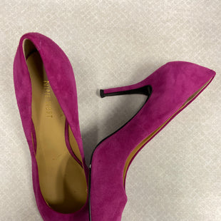 Primary Photo - BRAND: NINE WEST STYLE: SHOES LOW HEEL COLOR: PURPLE SIZE: 8 SKU: 313-31332-7877