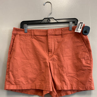 Primary Photo - BRAND: A NEW DAY STYLE: SHORTS COLOR: ORANGE SIZE: 12 SKU: 313-31349-4598