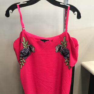 Primary Photo - BRAND: BCX STYLE: TOP SHORT SLEEVE COLOR: PINK SIZE: L SKU: 313-31311-26843