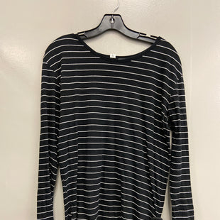 Primary Photo - BRAND: BP STYLE: TOP LONG SLEEVE BASIC COLOR: STRIPED SIZE: S SKU: 313-31349-2204R