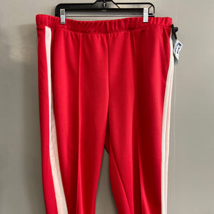 Primary Photo - BRAND: OLD NAVY STYLE: ATHLETIC PANTS COLOR: RED SIZE: XL SKU: 313-31344-13220