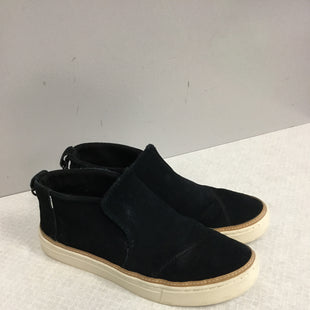 Primary Photo - BRAND: TOMS STYLE: SHOES FLATS COLOR: BLACK SIZE: 8 SKU: 313-31344-19689