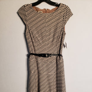 Primary Photo - BRAND: ANNE KLEIN STYLE: DRESS SHORT SHORT SLEEVE COLOR: STRIPED SIZE: XS SKU: 313-31328-30703