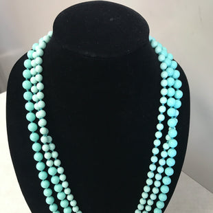 Primary Photo - BRAND:    CLOTHES MENTOR STYLE: NECKLACE COLOR: MINT SKU: 313-31332-8584