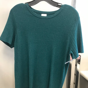Primary Photo - BRAND: A NEW DAY STYLE: TOP SHORT SLEEVE COLOR: TEAL SIZE: L SKU: 313-31344-16765