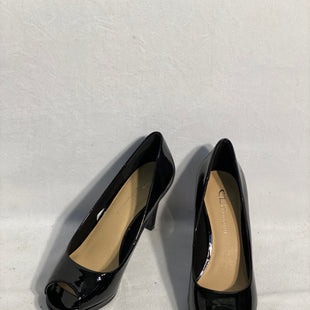 Primary Photo - BRAND: LAUNDRYSTYLE: SHOES HIGH HEELCOLOR: BLACKSIZE: 7.5SKU: 313-31349-166