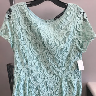 Primary Photo - BRAND: ADRIANNA PAPELL STYLE: TOP SHORT SLEEVE COLOR: MINT SIZE: M SKU: 313-31349-1606