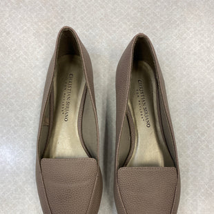 Primary Photo - BRAND: CHRISTIAN SIRIANO FOR PAYLESS STYLE: SHOES FLATS COLOR: TAN SIZE: 7 SKU: 313-31344-17949