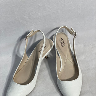 Primary Photo - BRAND: ALFANISTYLE: SHOES LOW HEELCOLOR: WHITESIZE: 8.5SKU: 313-31335-2413