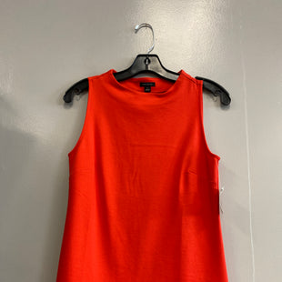 Primary Photo - BRAND: ANN TAYLOR STYLE: TOP SLEEVELESS COLOR: ORANGE SIZE: XS SKU: 313-31344-11875