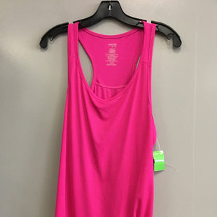 Primary Photo - BRAND: DANSKIN STYLE: ATHLETIC TANK TOP COLOR: PINK SIZE: XL SKU: 313-31349-440