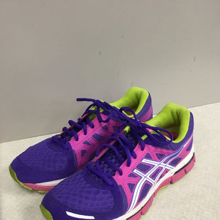 Primary Photo - BRAND: ASICS STYLE: SHOES ATHLETIC COLOR: PURPLE SIZE: 10 SKU: 313-31349-2720