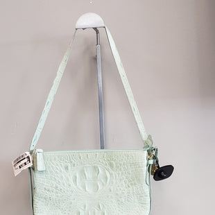 Primary Photo - BRAND: BRAHMIN STYLE: HANDBAG DESIGNER COLOR: MINT SIZE: SMALL SKU: 313-31328-32500