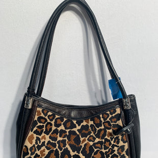 Primary Photo - BRAND: BRIGHTONSTYLE: HANDBAG DESIGNERCOLOR: ANIMAL PRINTSIZE: MEDIUMSKU: 313-31344-9905